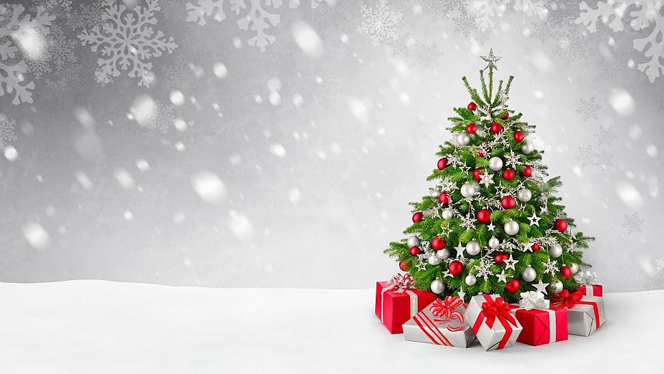 С Новым Годом 2019 и Рождественскими праздниками