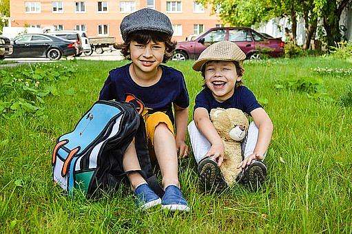 рюкзаки для первоклассников фото