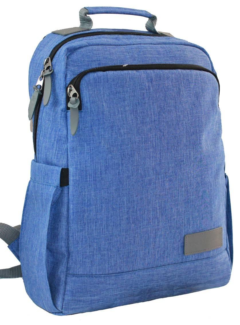 0dcbcdcbcc64 Рюкзак для ноутбука Rise М-360 голубой