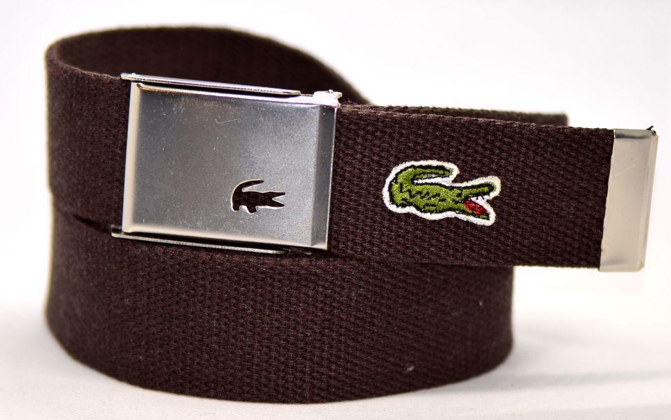 Купить мужской ремень лакосте кожаные ремни мужские из крокодила