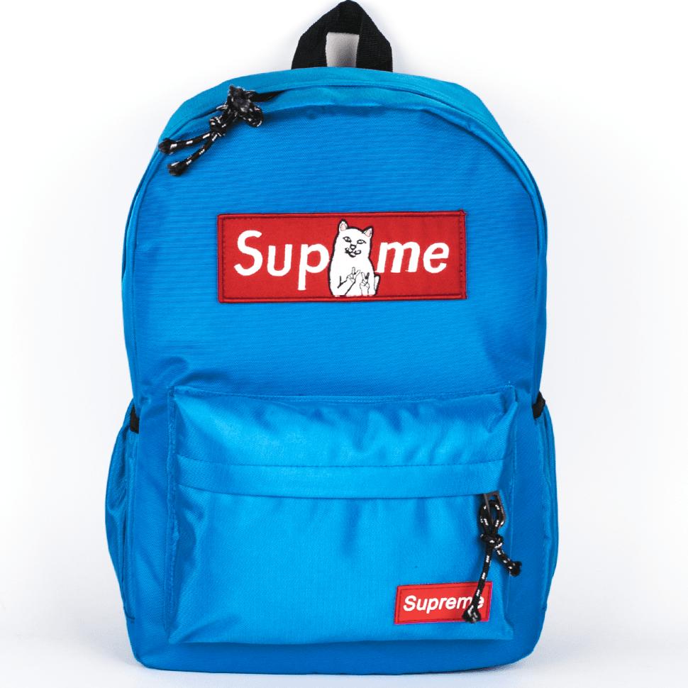 5bbd8ca4c88f2 Рюкзак Supreme S700 голубой купить по цене 1 690 руб. в интернет ...