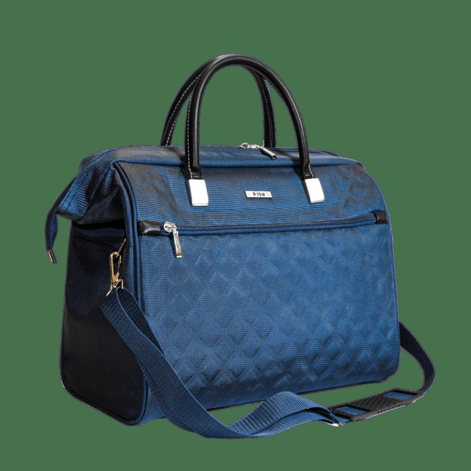 50d05557d56d Дорожная сумка саквояж Rion 233 синяя купить по цене 2 200 руб. в ...