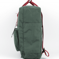 d6fd2179546f Рюкзак Fjallraven Kanken FK23510 зеленый купить по цене 2 390 руб. в ...