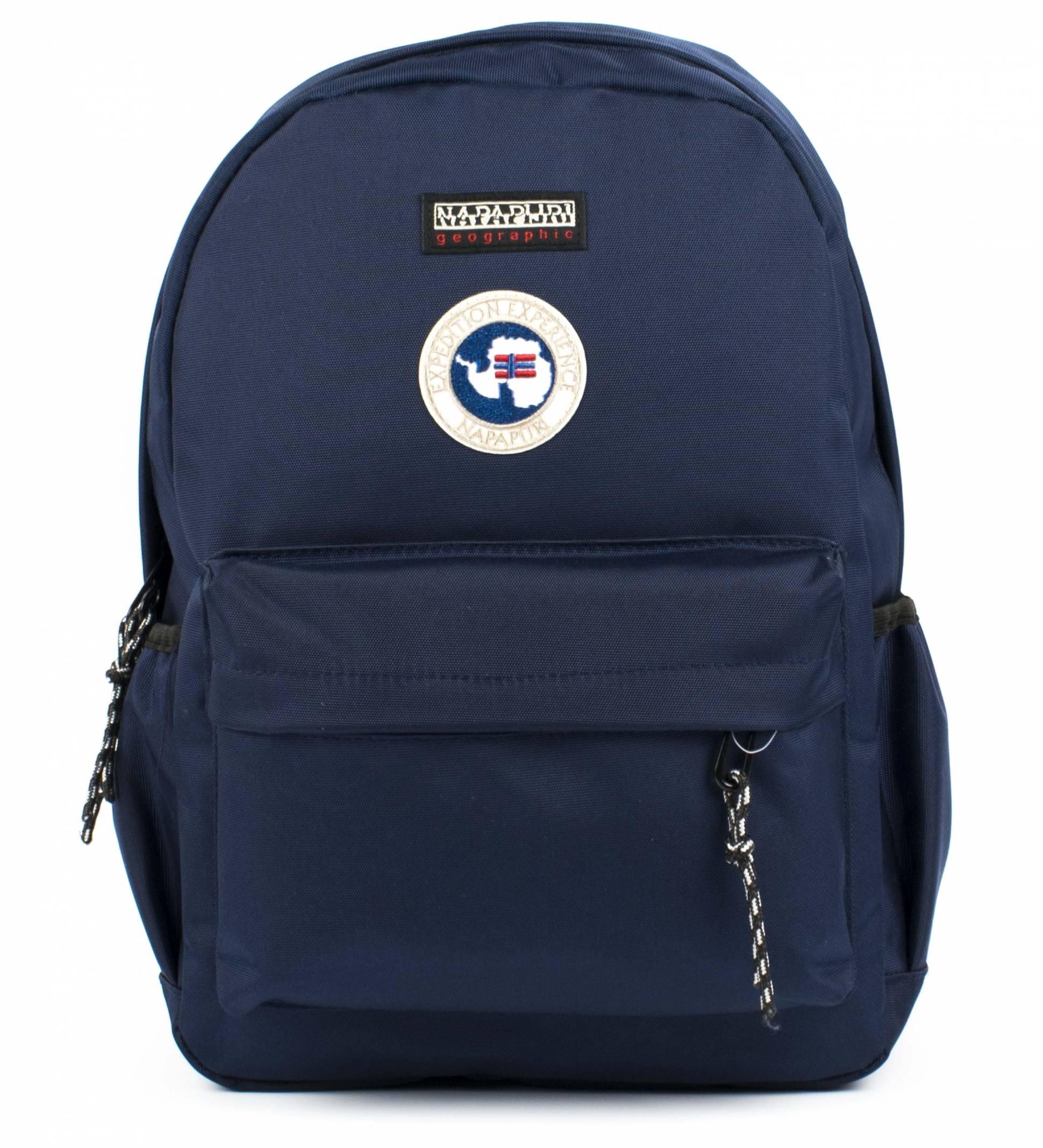55ae8484c267 Рюкзак Napapijri Geographic NJ168 темно-синий купить по цене 2 200 ...