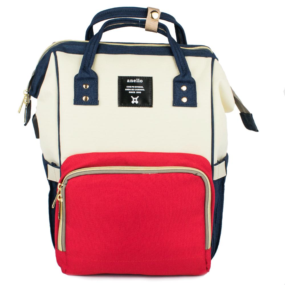 aea9ada2781b Сумка рюкзак для мам Anello AN001-2 разноцветный купить по цене 2 ...