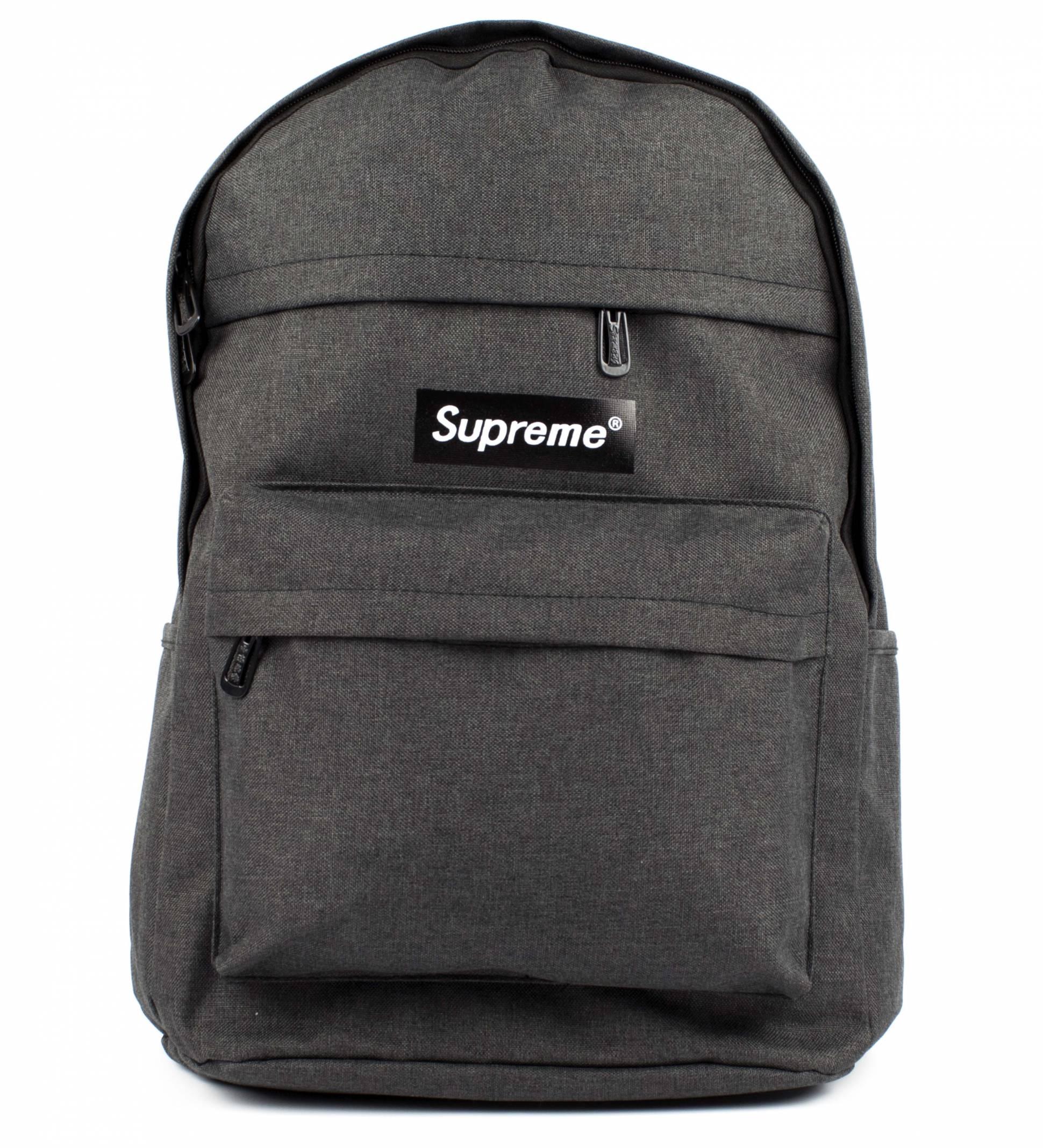 3e555f25d710 Рюкзак Supreme S541 темно-серый купить по цене 1 690 руб. в интернет ...