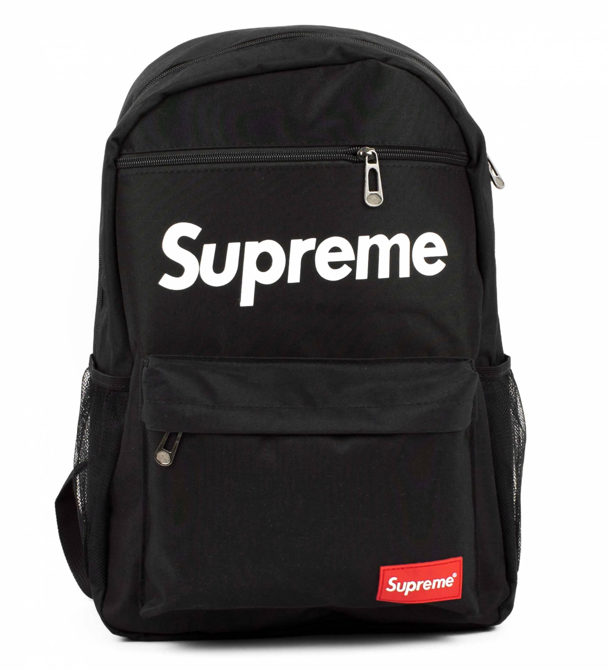 99f8e7d1f0ef Рюкзак Supreme S711 черный купить по цене 1 690 руб. в интернет ...
