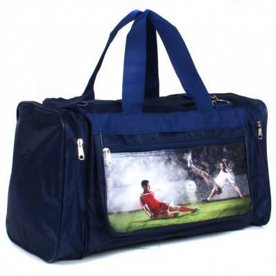 2d6802537f54 Спортивная сумка Polar 5997 оранжевая с полосками купить по цене 1 ...