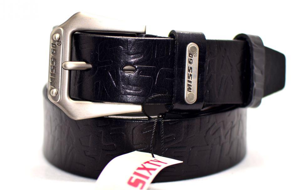 Miss sixty ремень мужской кожаные ремни без пряжки на метры